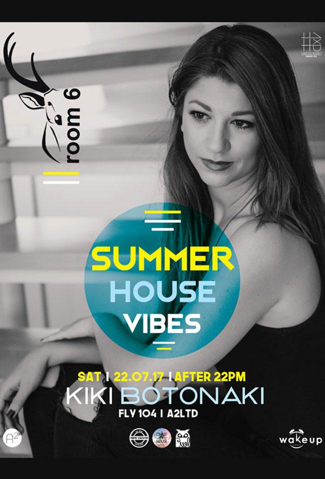 Kiki Botonaki @ Room 6