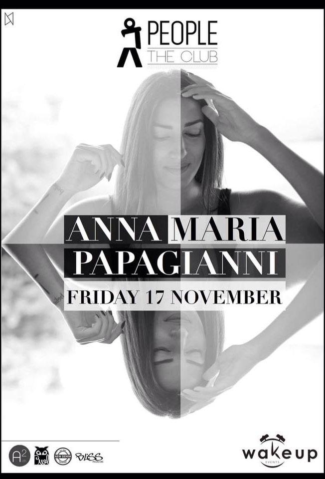 Anna-Maria Papagianni @ People | The Club