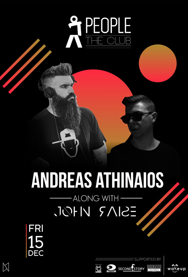 Andreas Athineos along with John Raise @ People | The Club