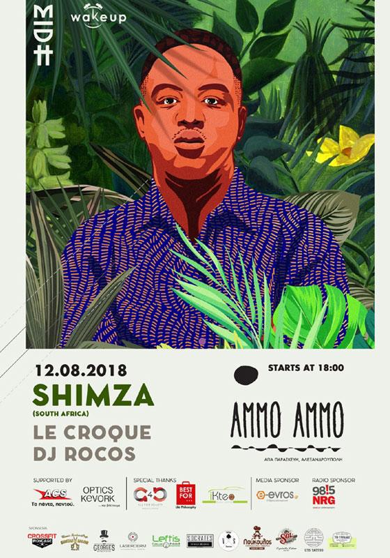 Shimza (South Africa) @ Ammo Ammo